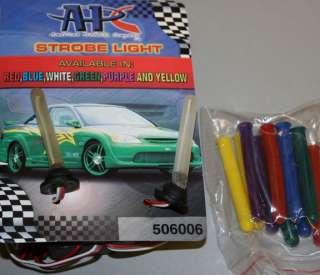 APC Multi Color Strobe Light Kit (Pair) 506006