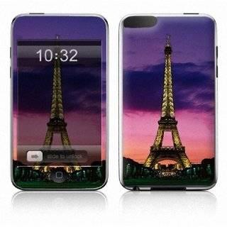 PARIS EIFFEL TOWER Design Apple iPod Touch 2G 3G 2nd 3rd