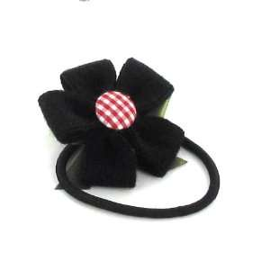 / Toddler/Girl/Teenager Flower Shaped with ribbon Bow Hair Elastic