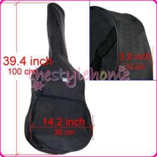Waterproof & Soft Guitar Bag Case for Acoustic Guitar