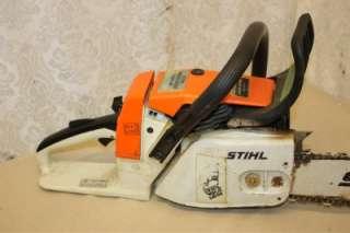 stihl chainsaw 024 av manual