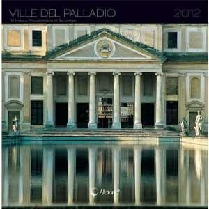 Ville del Palladio 2012 Wall Calendar Arts, Crafts