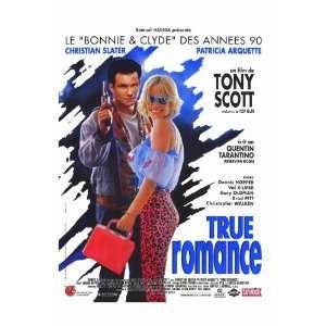 True Romance Movie Poster (27 x 40 Inches   69cm x 102cm
