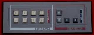 STAR TREK ENTERPRISE NX 01 SET Captain Archers BRIDGE DOOR PANEL