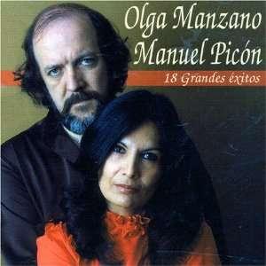 18 Grandes Exitos Olga Y Manuel Picon Manzano Music