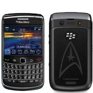 Star Trek Command Insignia on BlackBerry Bold 9700 Phone