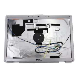 Black LCD Lid Cover For DELL Inspiron 1525 1526 Top Cover USA