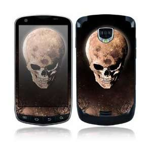 Samsung Droid Charge Decal Skin   Bad Moon Rising