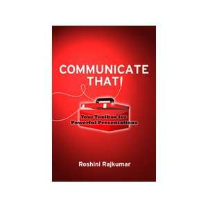 for Powerful Presentations (9780982591222): Roshini Rajkumar: Books