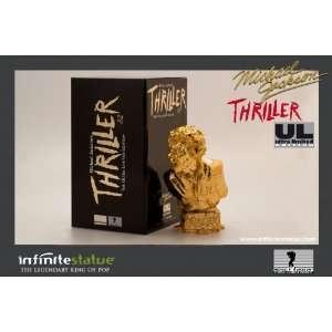 Infinite Statues   Michael Jackson buste Thriller Ultra