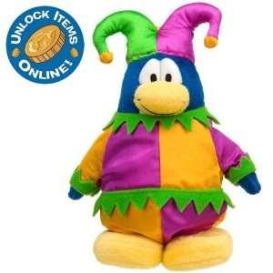Edition Penguin Plush    Court Jester (Semi Rare Chase): Toys & Games