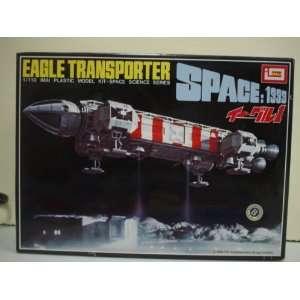 Space1999 Eagle Transporter Japanese 1/110 Model Kit