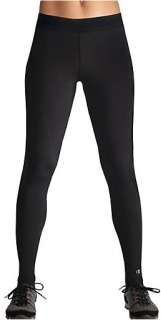 Womens Champion Double Dry Absolute Workout Fitted Tights   8278