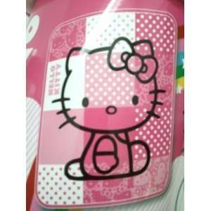 Hello Kitty Plush Rachel Throw Blanket   DOT Everything