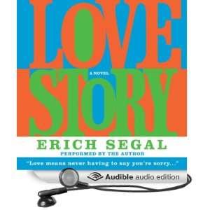 Love Story (Audible Audio Edition) Erich Segal Books