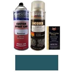 12.5 Oz. Dark Blue Metallic Spray Can Paint Kit for 1986 Cadillac All