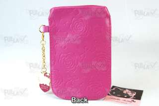 Hello Kitty Pouch for iPhone, Cell Phone, iPod,  Player or Digital