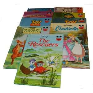 Wonderful World of Reading ( a Bugs Life, Toy Story, Cinderella