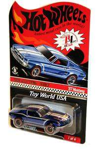 Hot Wheels RLC 08 sELECTIONs Ser. #1 67 Mustang