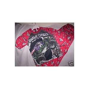 Monster Jam/Grave Digger Pajamas/Sleepwear Everything Else