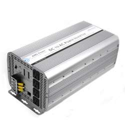 AIMS 5000 Watt Modified Sine Wave Power Inverter 24V