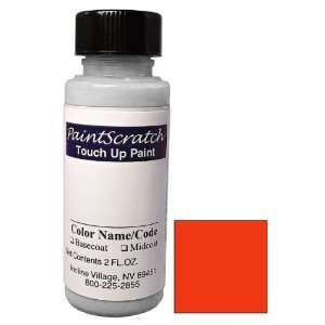 2 Oz. Bottle of Bright Red Touch Up Paint for 1986 Pontiac