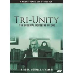 Tri Unity: The Biblical Doctrine of God (DVD): Tyler