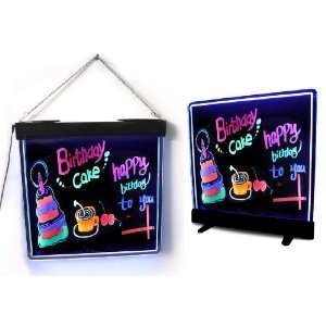 Sign Stand Electronic Signs Led Writing board Menu Sign Message Signs