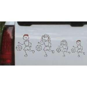 Family Stick Family Car Window Wall Laptop Decal Sticker Automotive