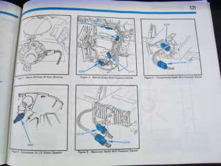 1985 FORD LTD MERCURY Marquis Electrical Manual +WIRING
