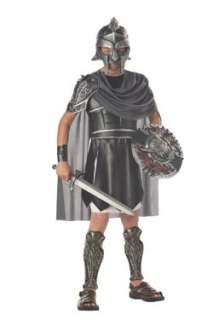 Boys Greek Roman Gladiator Hercules Warrior Child Costume