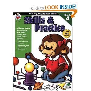 com Best Buy Bargain Plus Fourth Grade Skills and Practice (Best Buy