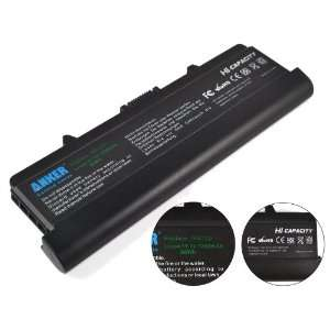 Anker New High Capacity Laptop Battery for Dell Inspiron
