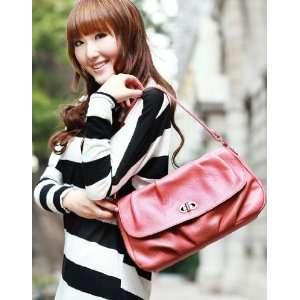 100% Real Genuine Leather Purse Shoulder Bag Messenger