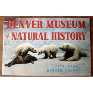 Denver Museum of Natural History Curt Teich Books