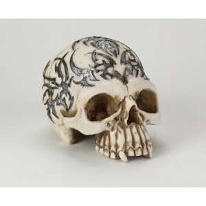 Celtic Tattoo Skull: Home & Kitchen