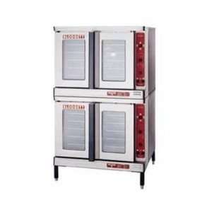 Blodgett MARK V DOUBLE Electric Convection Oven  208 Volt