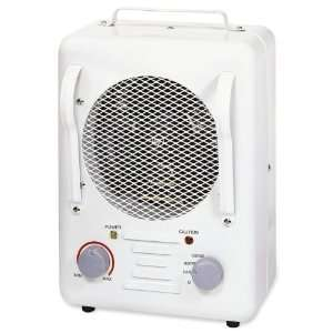 Lorell 29550 Space Heater,Electric   Putty   Portable