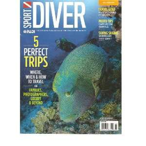Sport Diver Magazine (February 2012): Various: Books