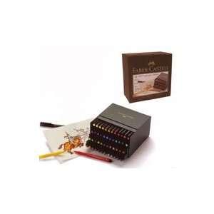 Faber Castell Pitt Brush Pen Studio Set of 48 Office