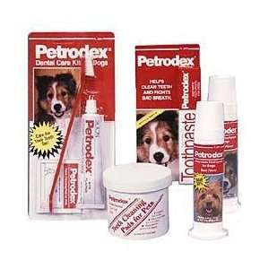 ST JON PETRODEX TOOTHPASTE DOG POULTRY: Pet Supplies