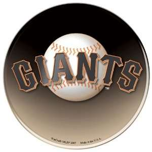 San Francisco Giants Domed decals