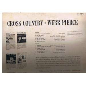 Cross country (1962, RI) / Vinyl record [Vinyl LP] Music