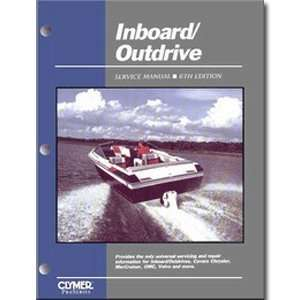 Clymer Inboard/Outdrive Service Manual Electronics
