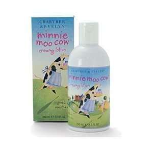 Crabtree & Evelyn Minnie Moo Cow Creamy Lotion 8.5fl.oz