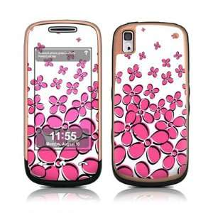 Daisy Field   Pink Design Skin Decal Sticker for the
