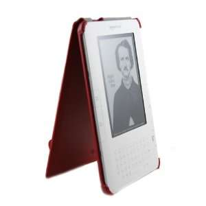 Sleek  Kindle 2 Leather case cover for Kindle 2.0 eBook reader