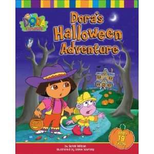 Adventure [DORA EXPLORER DORAS HALLOWEEN] [Board Books] Books