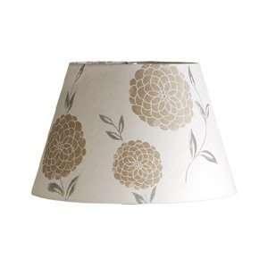 Laura Ashley Erin 16 Floral Linen Barrel Shade