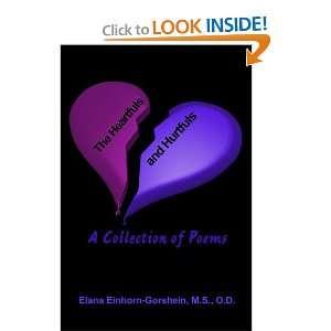 Hurtfuls (9781257960590): M.S., O.D., Elana Einhorn Gorshein: Books